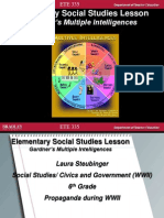 ete 335 civics and government lesson plan