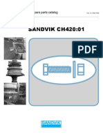 CH420-01 Spare Parts Catalog R223.1332-01PARTES