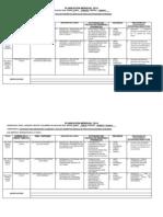 Planeación Mensual Fisica 2014 Decimo