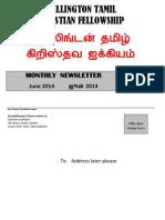 WTCF News - June 2014