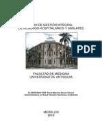PGIRHS Facultad de Medicina U de A