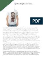 Trendy   Tshirt Consigli  Per Abbigliamento Donna