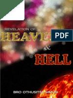 Revelation of Heaven and Hell by Bro. Othusitse Mmusi