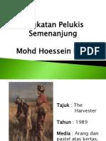 Mohd Hoessein Enas