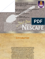Rebranding Nescafe