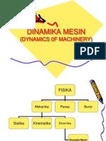 Konsep Dasar Dinamika mesin