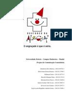 Projeto Doutores Da Alegria