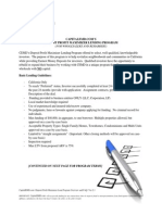 Deposit Profit Maximixer Lending Program (OVERVIEW) - 2.1