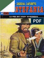 La Paz de Andy Sheridan - Lafuente Estefania, Marcial