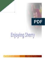 06 Enjoying Sherry