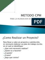 Metodo Cpm