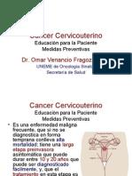 Cancer Cervicouterino Prevencion