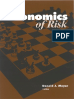 The Economics of Risk