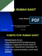 hospital attitude dr. Anwar