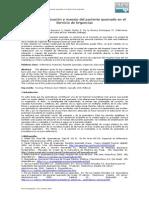 Protocolo de Actuación y Manejo Del Paciente Quemado