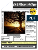 The Emerald Star News - June 5, 2014 Edition