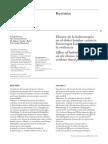 2007 Efectos de La Hidroterapia en El Dolor Lumbar Crónico Fisioterapia Basada en La Evidencia Revista Iberoamericana de Fisioterapia y Kinesiología