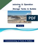 Tank operation