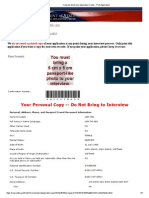 LAM THI MAI Consular Electronic Application Center - Print Application