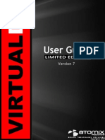 VirtualDJ 7 LE - User Guide