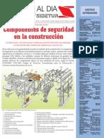 SIDETUR - Estructuras de Acero - Componentes de Seguridad En