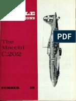 Aircraft Profile 028 - Macchi C.202 Folgore