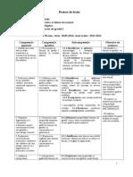 Test Functia de Gradul I - IX