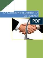 Informe Monográfico Final Extincion Del Trabajo (2)