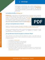 Brochure Dirolingo