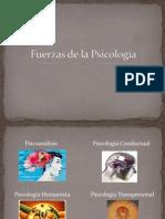Fuerzas de la Psicología.pptx