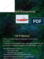Oil SPill Management