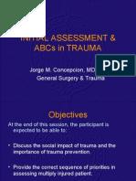 Intro to ATLS Dr Jorge Concepcion