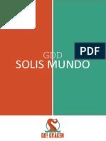 Go Kraken - Gdd - Solis Mundo