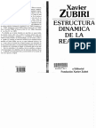 ZUBIRI, Estructura Dinámica de La Realidad, Ed. Fundación Xavier Zubiri