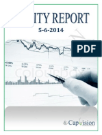 Daily Report 5-06-2014