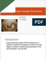 Vogt Koyanagi Harmtada Syndrome.pptx