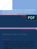 Preparaciones Cavitarias Clase I