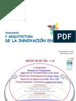 Innovac en 4G & Arquitectura