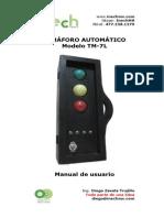 Manual de Usuario TM7L InechMX
