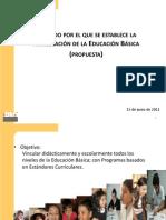 Acuerdo Para La Articulacic3b3n de La Eb2