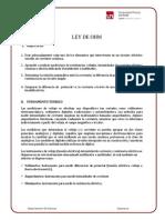 Lab 4 Ley de Ohm