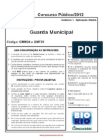 Guarda Municipal Cad 1