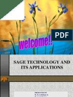 ``SAGE 10 - Includes Advances of SAGE