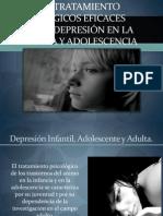 Guía de Tratamiento Psicológicos Eficaces Para La Depresión