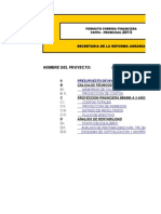 Corrida Abarrotes-SRA 2013