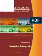 Gradum Catálogo Diplomado Logística Integral