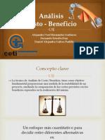 Presentacion Analisis Beneficio