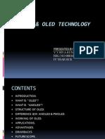 Amoled & Oled Technology