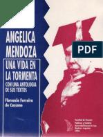 Mendoza - Una Mujer en La Tormenta
