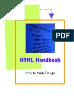 HTML Handbook
